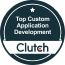 web developer verified clutch badge to codism