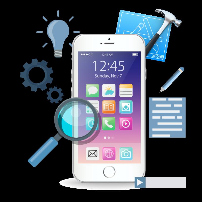 custom mobile app development by codism