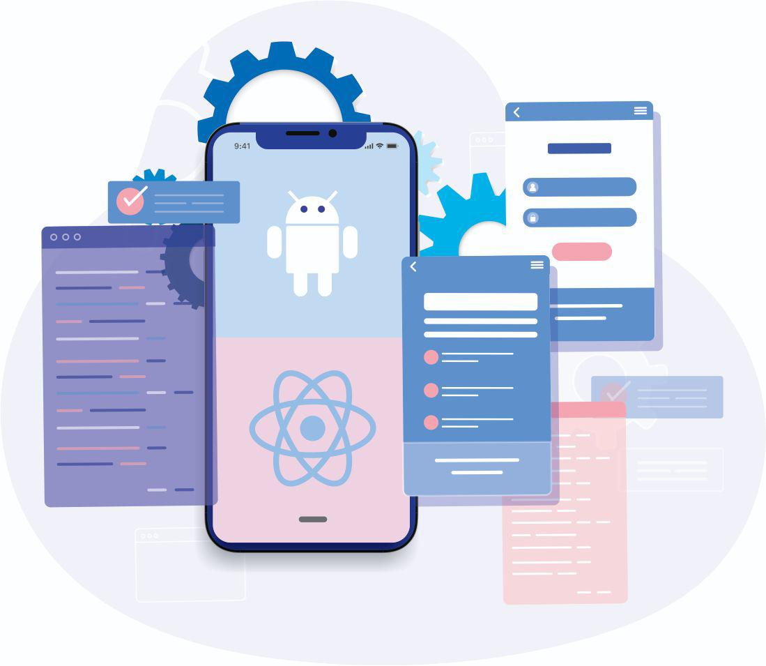 React Native mobile app development by codism