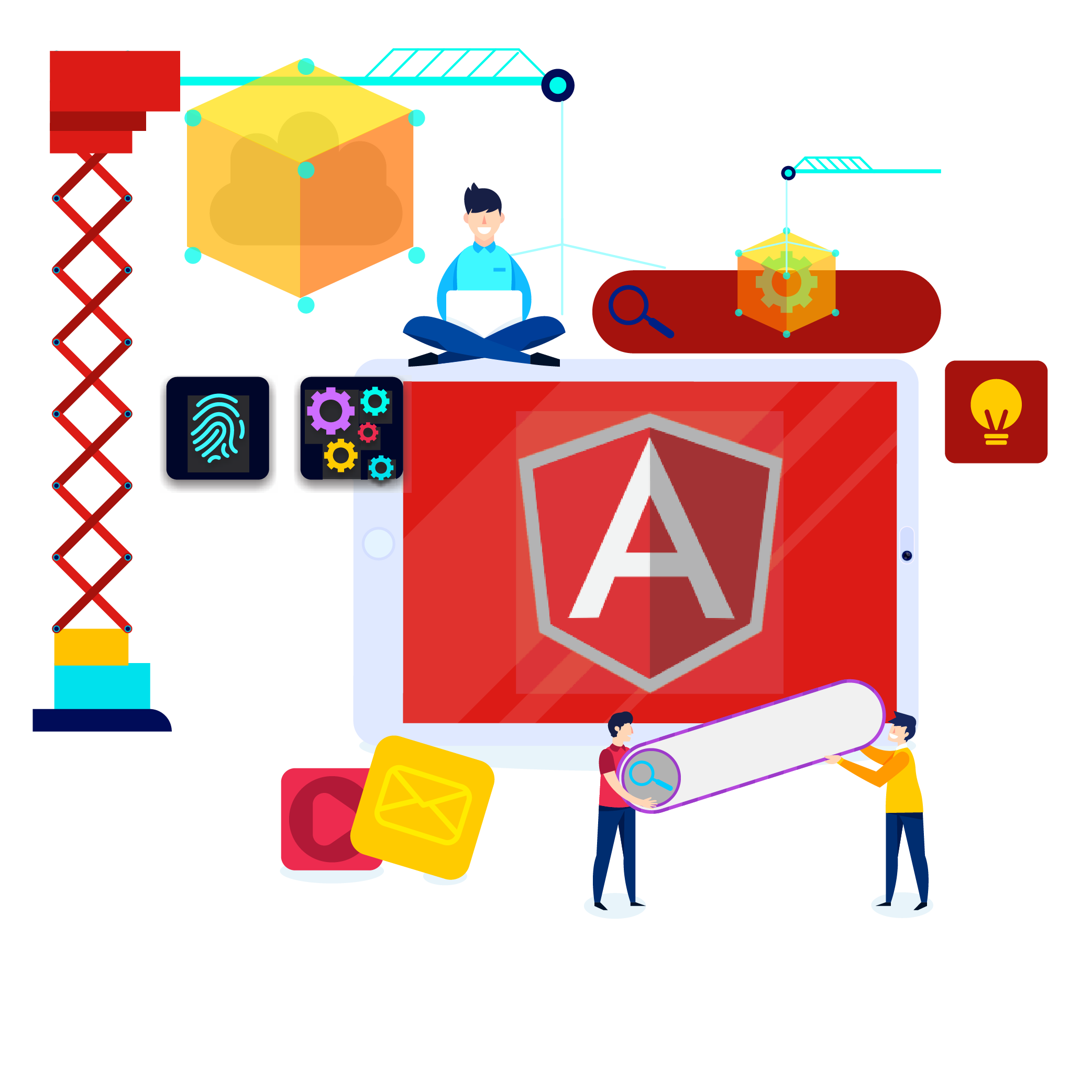 Angular Web Application Development