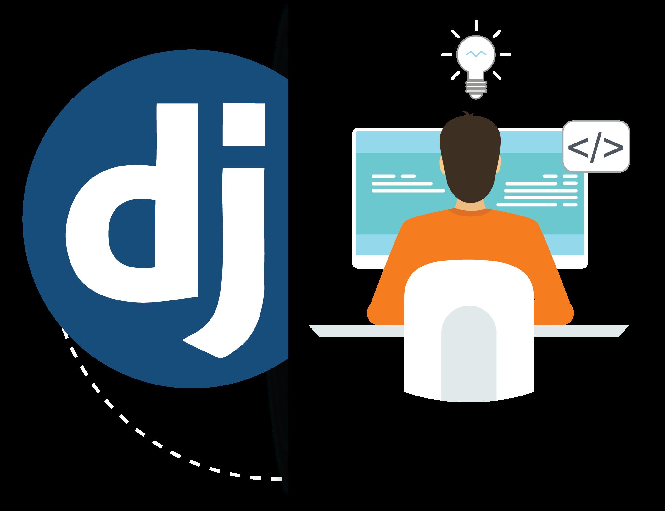 Django web development steps