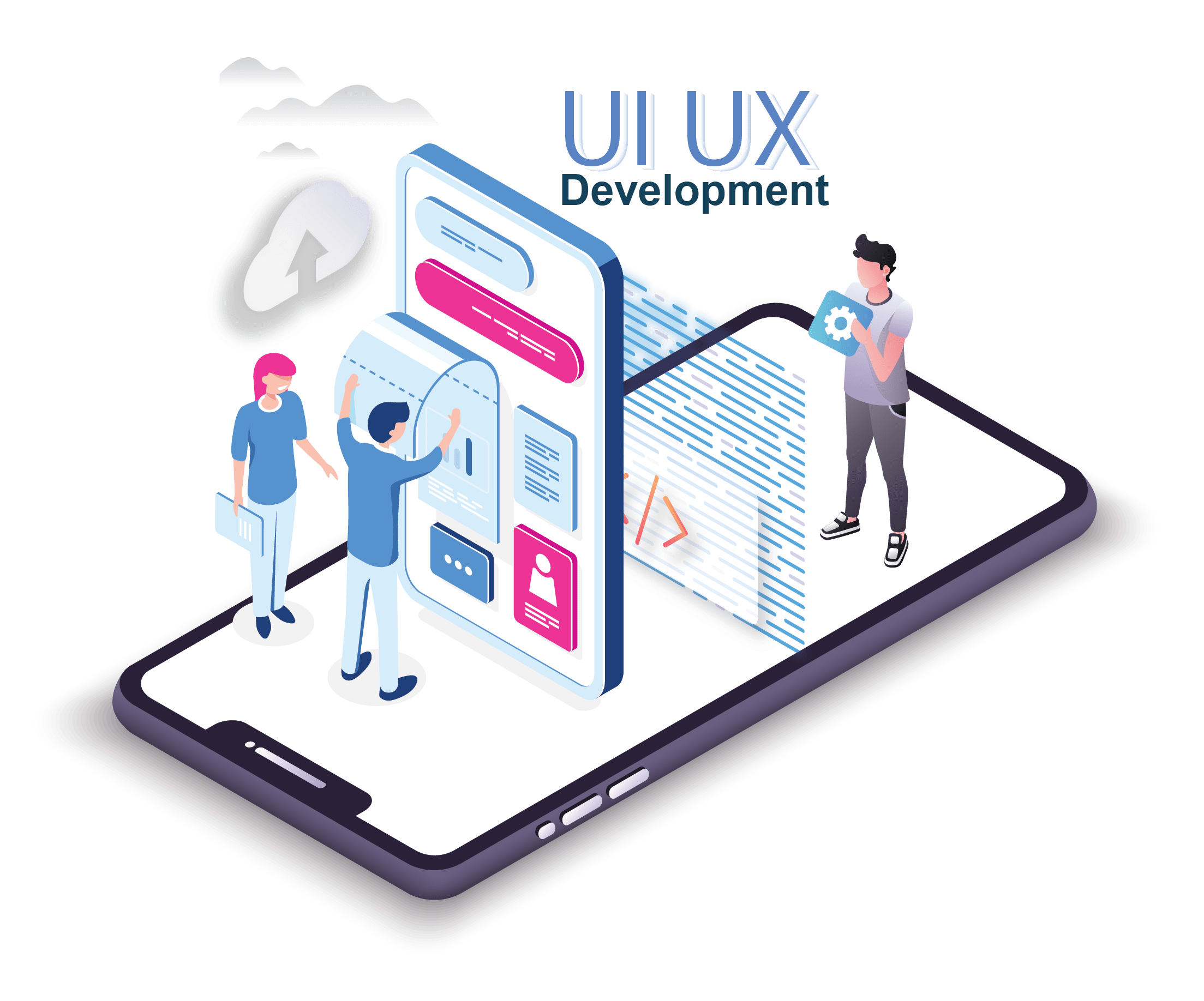 Advantages of UI/UX Development by codism