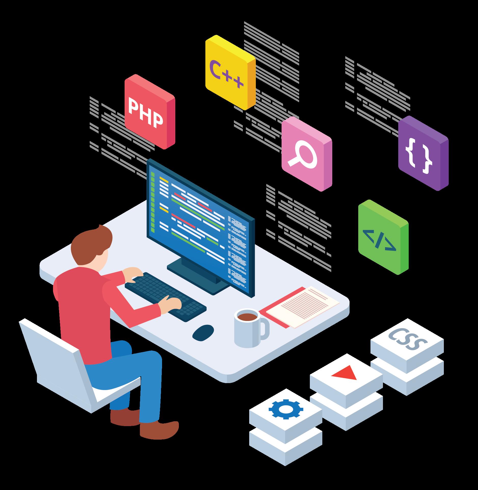 Custom PHP web development services