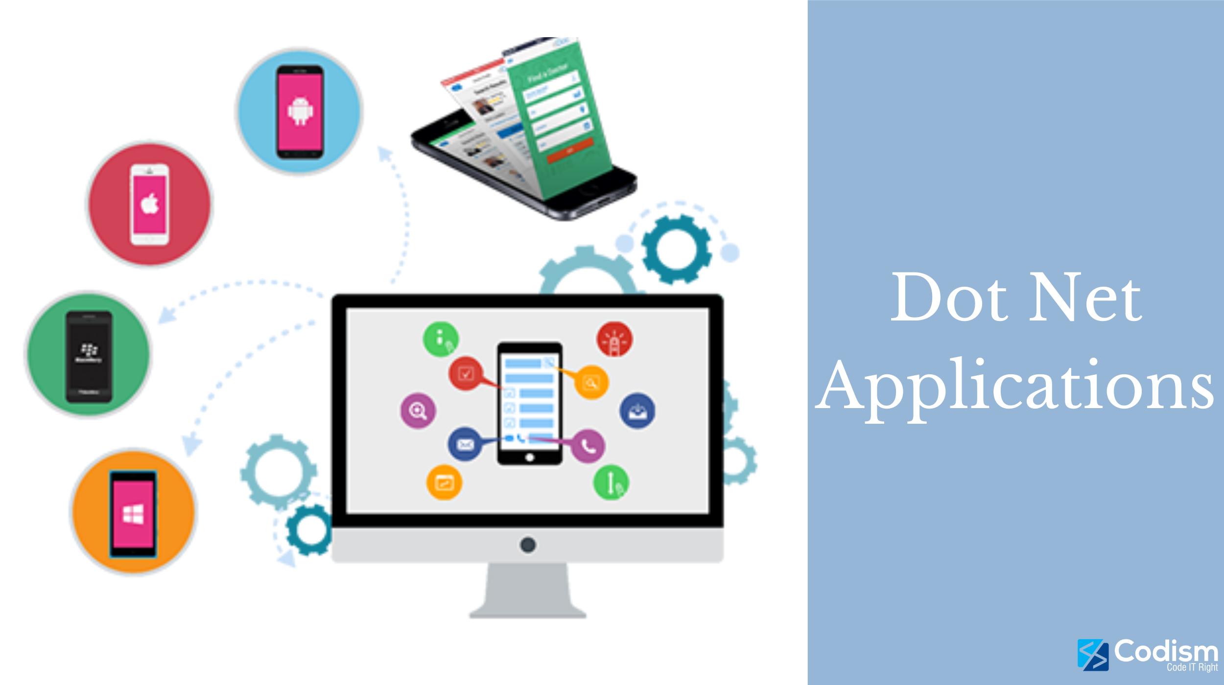 dot net applications