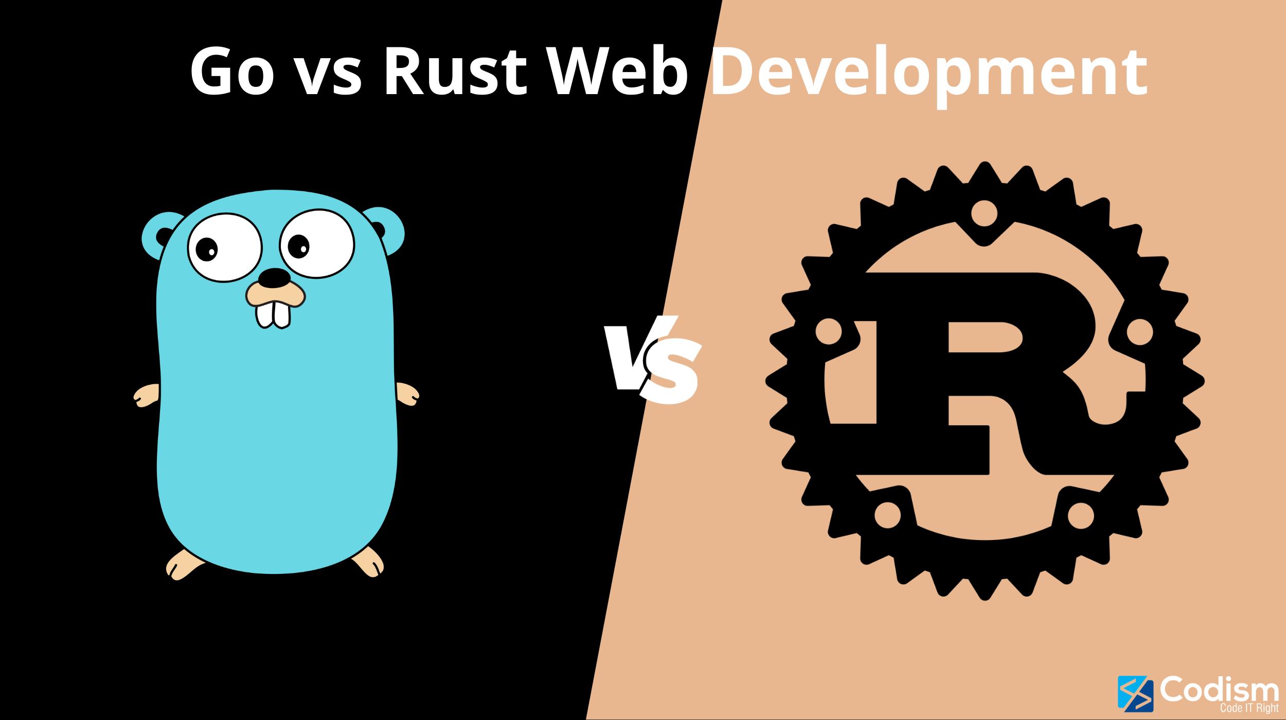Go vs Rust Web Development (2)