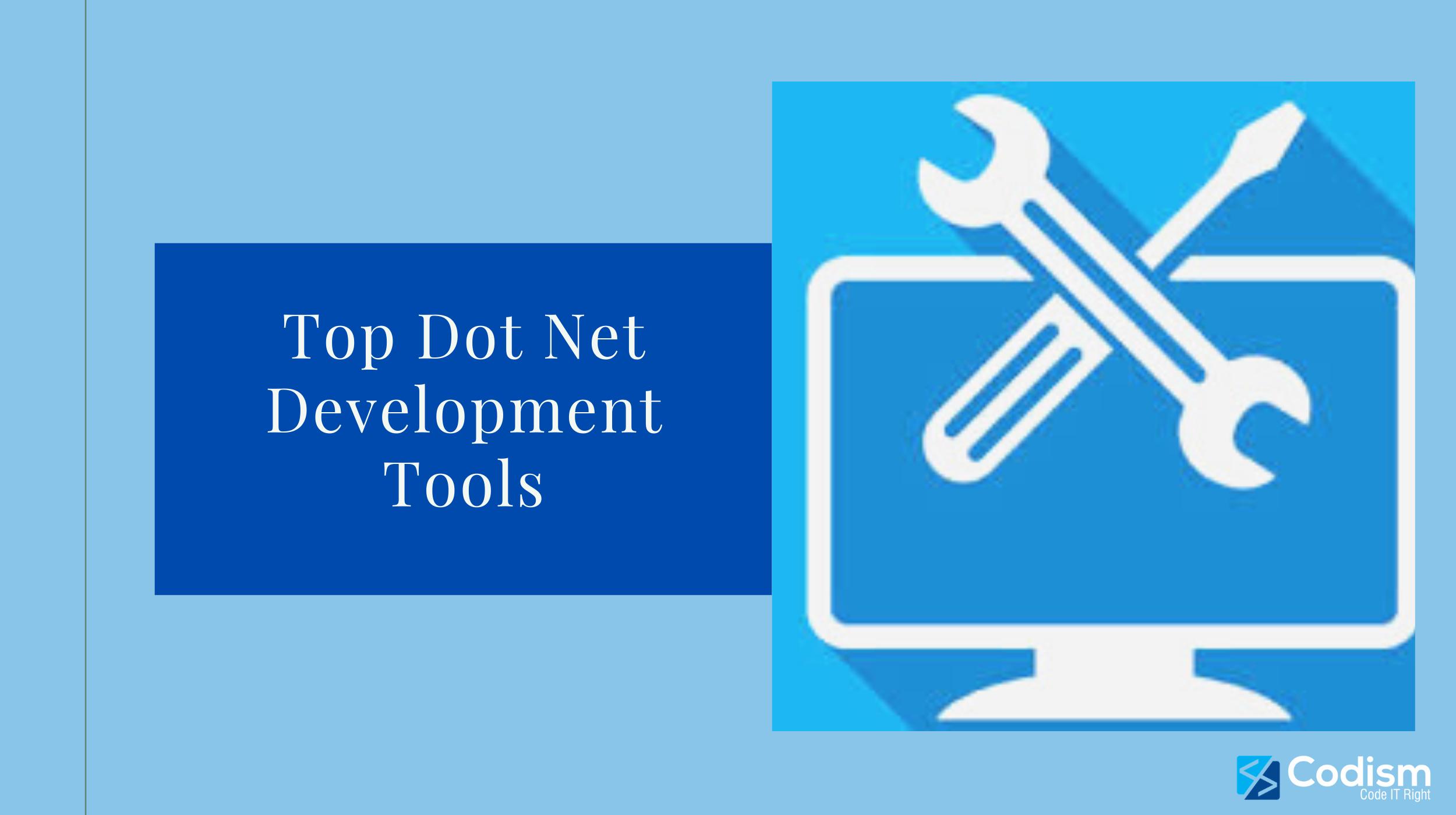 dot net development tools