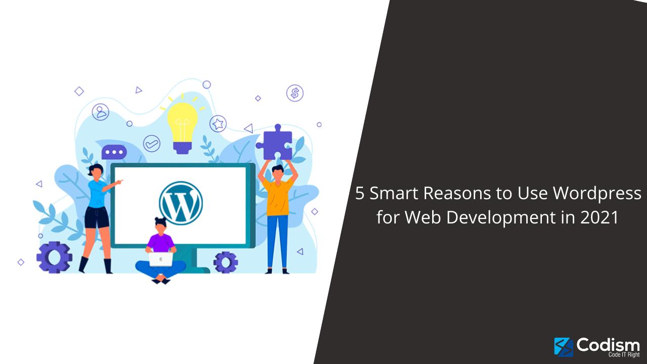 wordpress for web development