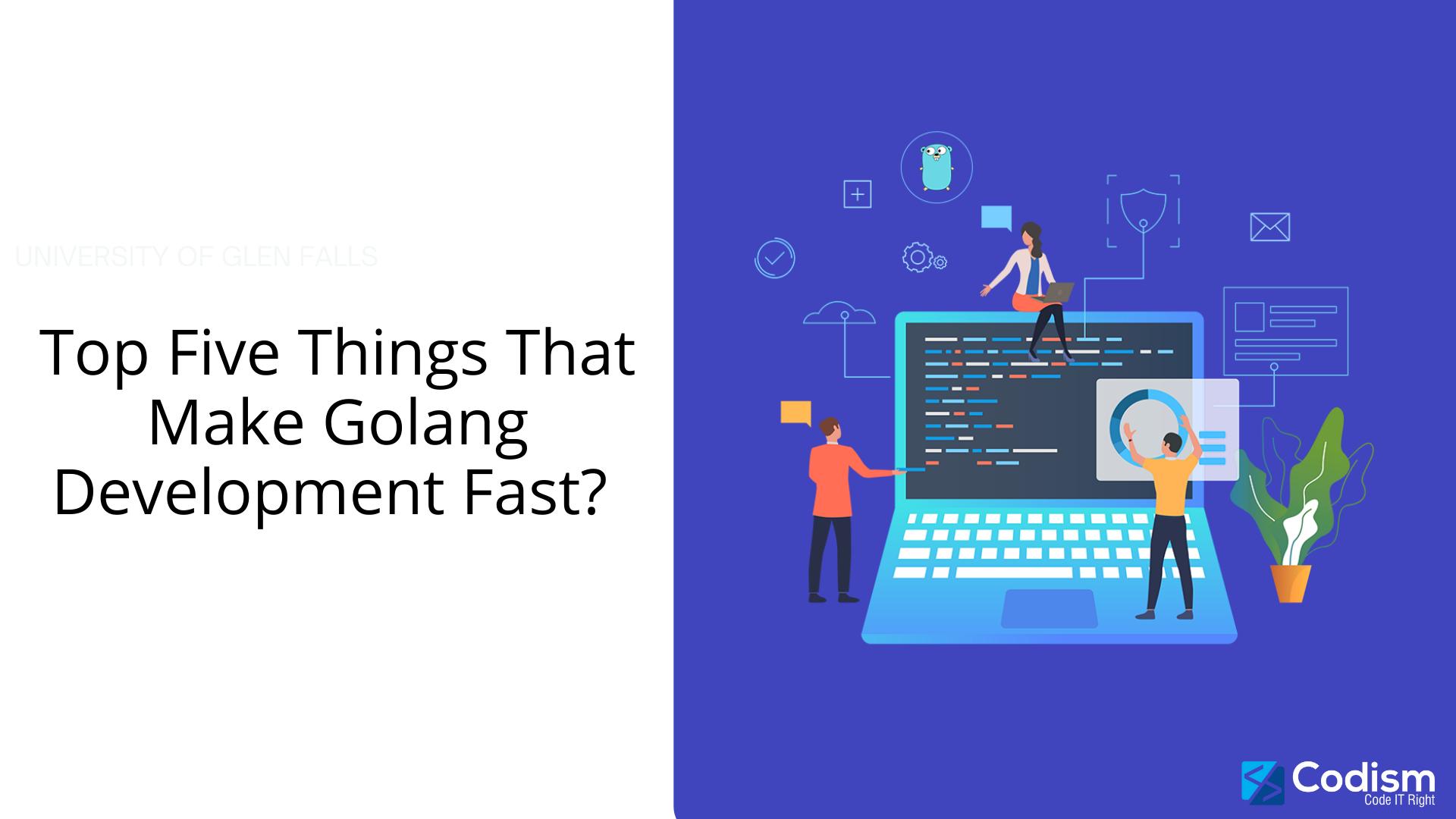 golang development